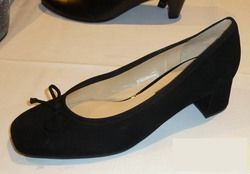 Gabor Heeled Shoes - Black patent - 75.262.77 BELFAST