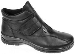 Alpina Boots - Short - Black - 4223/2 RONYBOOVEL TEX