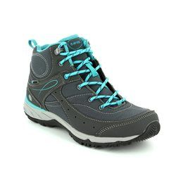 Hi-Tec Boots - Outdoor & Walking - Grey multi - 5820/55 BIJOU MID
