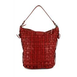 Gianni Conti Handbags - Red - 4503354/50 SLOUCHY INTERWE