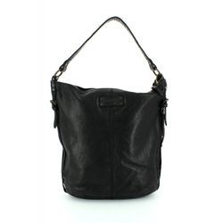Gianni Conti Handbags - Black - 4203354/10 SLOUCHY
