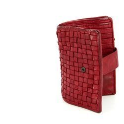 Gianni Conti Purses & Wallets                        - Red - 4508446/50 PURSE INTERWEAV