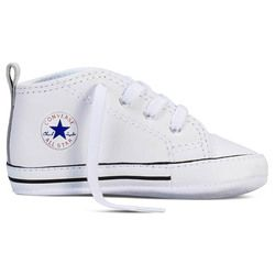 Converse  - White - 81229C/100 FIRST STAR HI