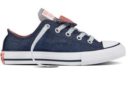 Converse  - Navy - 658112C/471 DOUBLE TONGUE
