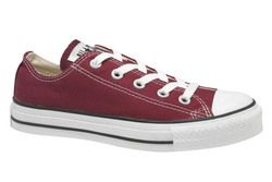 Converse Trainers & Canvas - Burgundy - M9691C/612 ALLSTAR OX