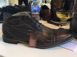 Bugatti Boots - Dark Grey - 31130/1400 MARTINO