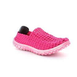 Adesso Trainers - Pink - A2820/60 FRANKIE