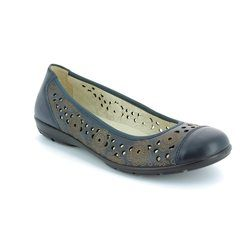 Alpina Pumps & Ballerinas - Navy - OP14/16 DIXIE