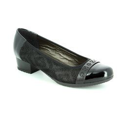 Alpina Pumps - Black patent/suede - 8234/4 GLORIA