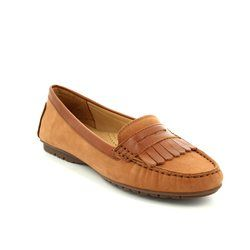 Ambition Loafer / Moccasin - Cognac tan - 25813/20 ANTOFRI