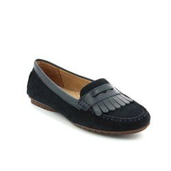 Ambition Loafer / Moccasin - Navy - 25813/70 ANTOFRI