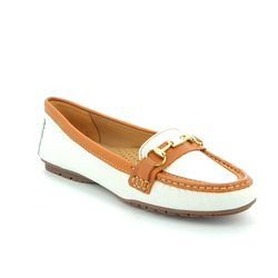 Ambition Loafer / Moccasin - White nubuck - 25678/65 ANTONE