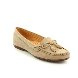 Ambition Loafer / Mocassin - Taupe nubuck - 25683/50 ANTONI