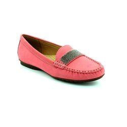Ambition Loafer / Moccasin - Fuchsia Nubuck - 25693/36 ANTONIA