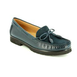 Ambition Loafer / Moccasin - Navy - 29113/70 CORVETTE