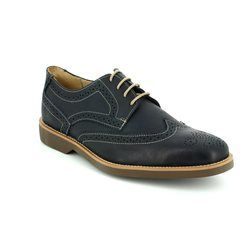 Anatomic Brogues - Navy - 565626/07 TUCANO