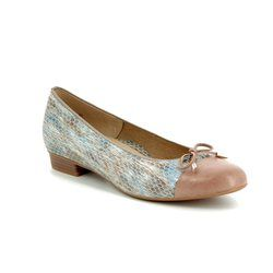 Ara Pumps - Taupe multi - 33760/69 BARIBOW