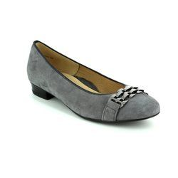 Ara Pumps & Ballerinas - Grey-suede - 43791/05 BARILINK