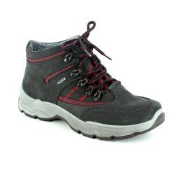 Ara Walking Boots - Black wine - 49905/07 DENHI  GORE-TEX