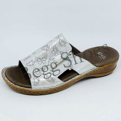 Ara Sandals - Silver - 1227208/06 HAWAII ZIP