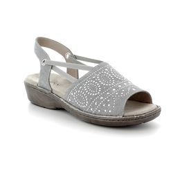 Ara Sandals - Grey - 57262/77 KORSIDIA