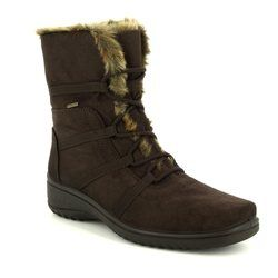 Ara Boots - Ankle - Brown - 48523/08 MUNICH BOOT GORE-TEX