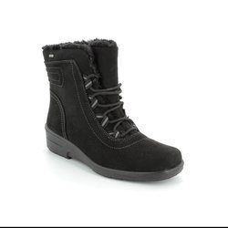Ara Boots - Ankle - Black - 68519/35 MUNILACE TEX