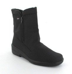 Ara Boots - Ankle - Black - 68591/06 MUNITEX