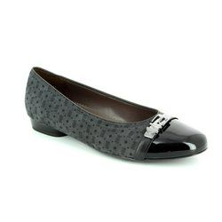 Ara Pumps & Ballerinas - Black grey multi - 63374/41 PISABUCK