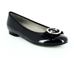 Ara Pumps - Navy patent - 63306/70 PISACHANEL 81