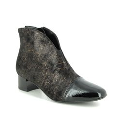 Ara Ankle Boots - Black - 16605/75 VICENZA