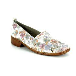 Ara Comfort Slip On Shoes - Floral print - 54255/14 ZAROS