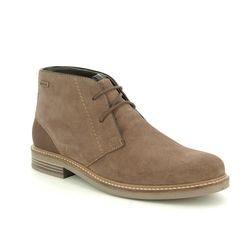 Barbour Boots - Brown Suede - MFO0138/SN51 REDHEAD