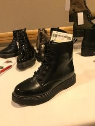 Begg Exclusive Ankle Boots - Black - F71115/80 MARTIN