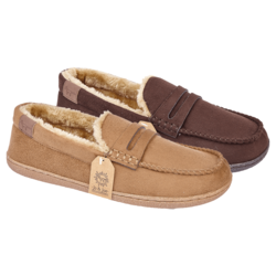 Begg Exclusive Slippers & Mules - Tan - 8682/11 NEW HAMPSHIRE