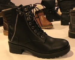 Begg Exclusive Ankle Boots - Black - B82906/80 NITOZIP