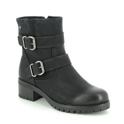 Begg Exclusive Ankle Boots - Black - F71120/80 NITONTE