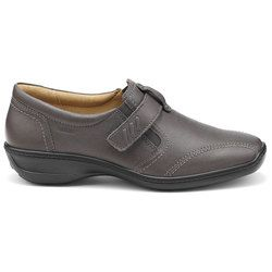 Hotter Everyday Shoes - Brown - 7202/20 FRANCIS
