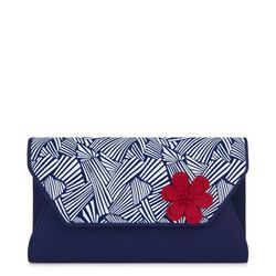 Ruby Shoo Occasion Handbags - Navy multi - 50084/70 NAPLES TANYA