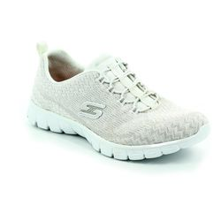 Skechers Trainers & Canvas - White - 23412/100 ESTRELLA