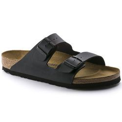 Birkenstock Sandals - Black - 051/791 ARIZONA