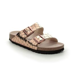 Birkenstock Slide Sandals - ROSE  - 1016047 ARIZONA LADIES
