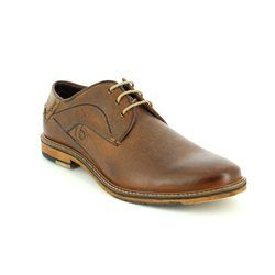 Bugatti Smart Shoes - Brown - 25902/6000 ADAMO