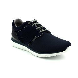 Bugatti Casual Shoes - Navy - K4206/0423 GRAFFIO