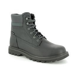 CAT Boots - Black nubuck - P721724/ DEPLETE WP