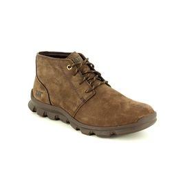 CAT Boots - Brown nubuck - PREPENSE P723241
