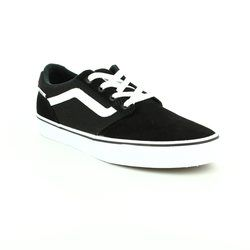 Vans Trainers - Black - VA38CBC4R/30 CHAPMAN STRIPE