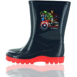 Character Bags & Shoes Wellingtons                   - Navy - 0550/47 AVENGER MARSHA