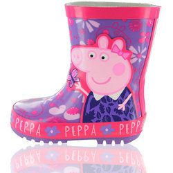 Character Bags & Shoes Boys Trainers - Pink - 0544/28 PEPPE PIG KARM