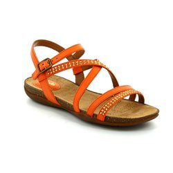 Clarks Sandals - Orange - 2379/74D AUTUMN PEACE